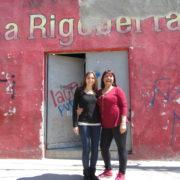 Margarita y Silvia